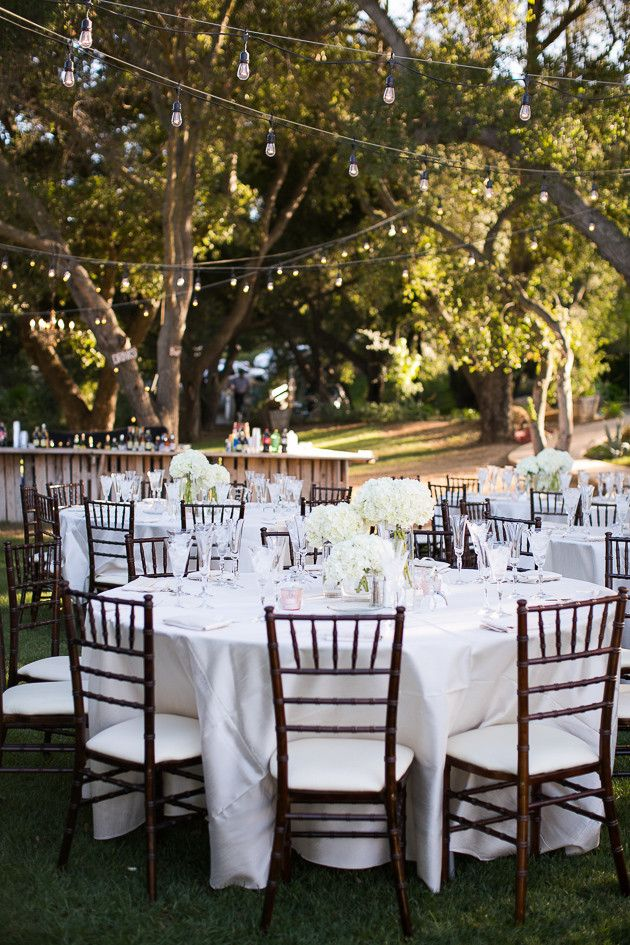 Glamorous Ranch Wedding in Southern California Outdoor