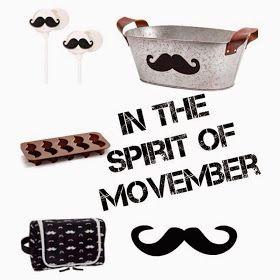Revolt Nation: November Movember