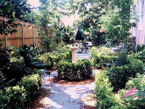 26 best images about new orleans landscaping on pinterest for Prayer garden designs