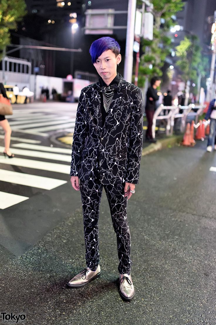 Молодежная мода Японии: masterok