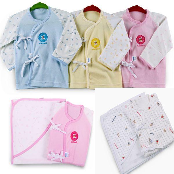 Recién nacido bebé desgaste, no blanqueada de algodón 100% mameluco coreano, body-Ropa interior para niños-Identificación del producto:13744...