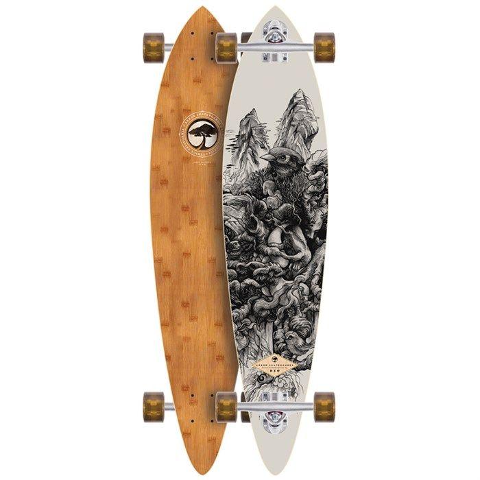 Arbor Fish Bamboo Longboard #Skate #Arbor #Bamboo #Skate