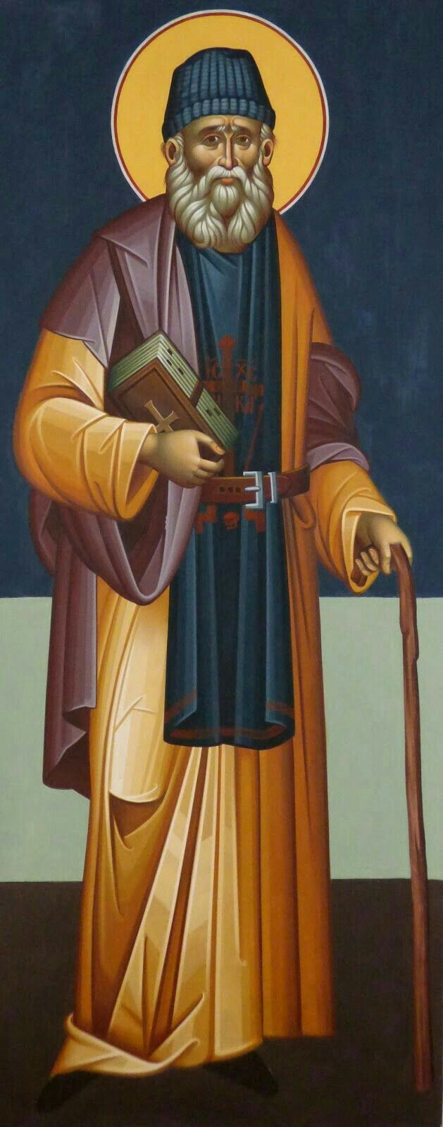 St Paisios of Mt. Athos