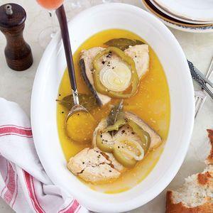 Maricel E. Presilla's Fish with Escabeche Sauce (Pescao en Escabeche)