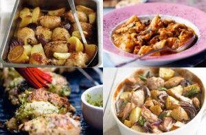 20 chicken/turkey thigh recipes