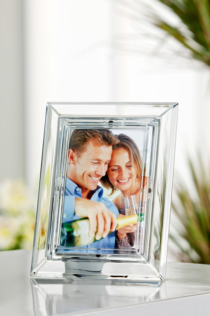 """Occasions Frame 7"""" x 5"""" - Galway Crystal €39.95"""