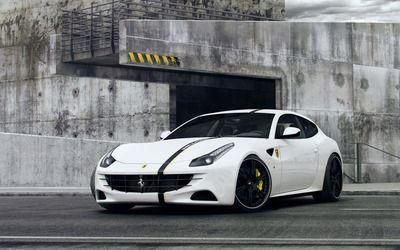 2013 Wheelsandmore Ferrari FF wallpaper