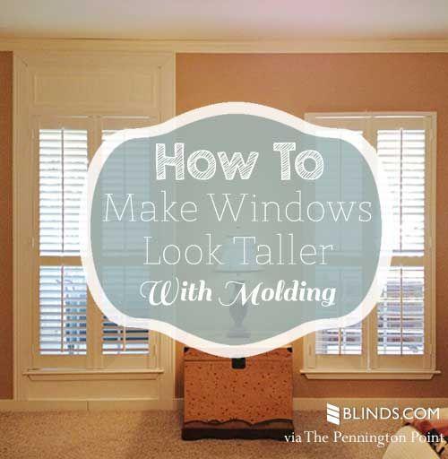 Best 20 Molding around windows ideas on Pinterest White window
