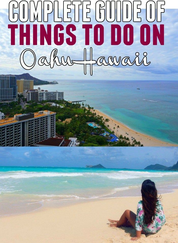 Perfect guide for your Oahu Hawaii vacation: Where To Go, What To Do, Where To Start! | Wanderlustyle.com