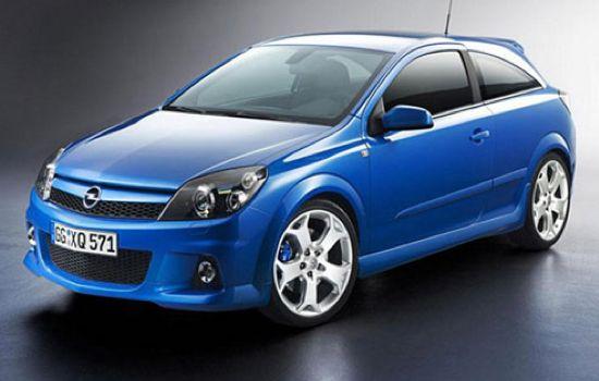 10 - Opel Astra