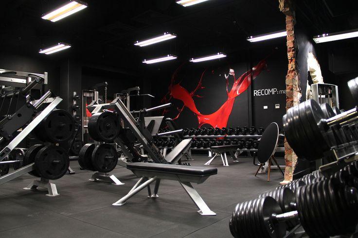Recomp HQ Private Gym and Coaching studio, Basement, 51 Queen Street in Melbourne CBD, Victoria