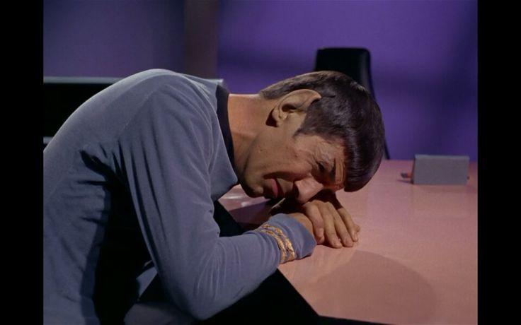 Not now... I have a headache.  Spock #Spock Leonard #Leonard Nimoy #Nimoy Vulcan #Vulcan Green Blood #Green #Blood Pointy #Pointy Ears #Ears Star Trek #Star #Trek #StarTrek #Enterprise #Gene #Roddenberry RIP #RIP #Geek #Nerd #Sci #Fi #Space #Final #Frontier ... Star Trek StarTrek #Star #Trek #스타 #트렉 #StarTrek #스타트렉 #Daebak! #대박 shared by Neferast @Neferast #Neferast AGalaxyNeferast #AGalaxyNeferast #StarTrekNeferast :) :)