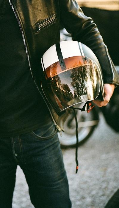 De Café Racer life.