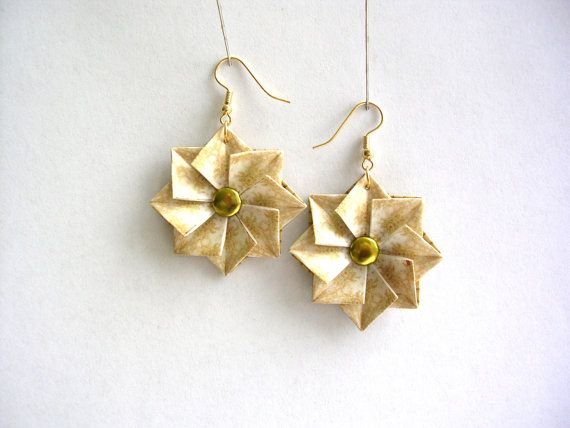 Best 25+ Origami jewelry ideas on Pinterest | Origami ... - photo#42