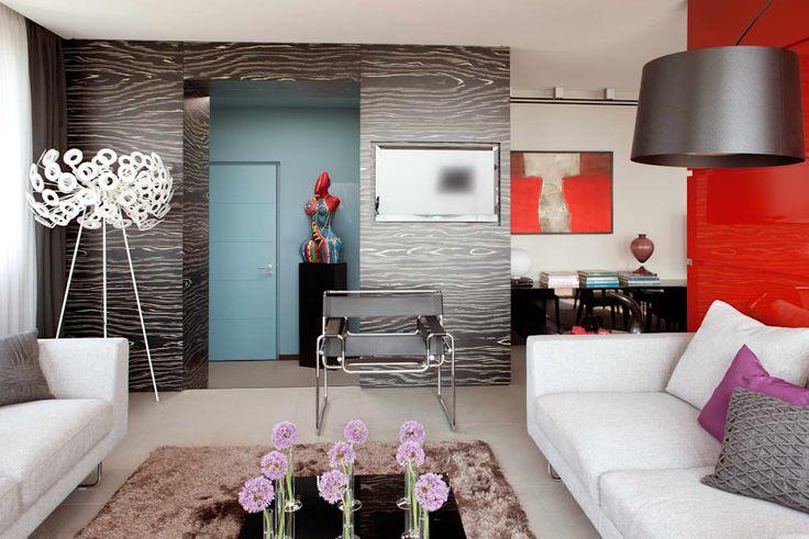 PDV studio di progettazione: akdeniz tarzı tarz Koridor, Hol & Merdivenler