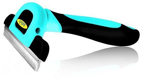 Pet-Grooming-Brush-Horse-Cat-Dog-Decreases-Shedding-Shed-House-Car-Un-Breakable