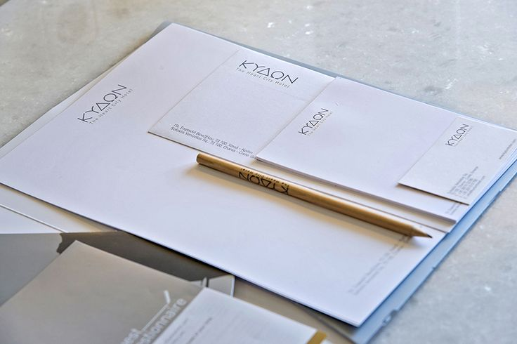 Corporate Identity for Kydon Hotel