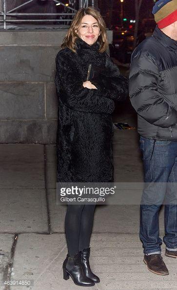 Sofia Coppola  (February 2015)