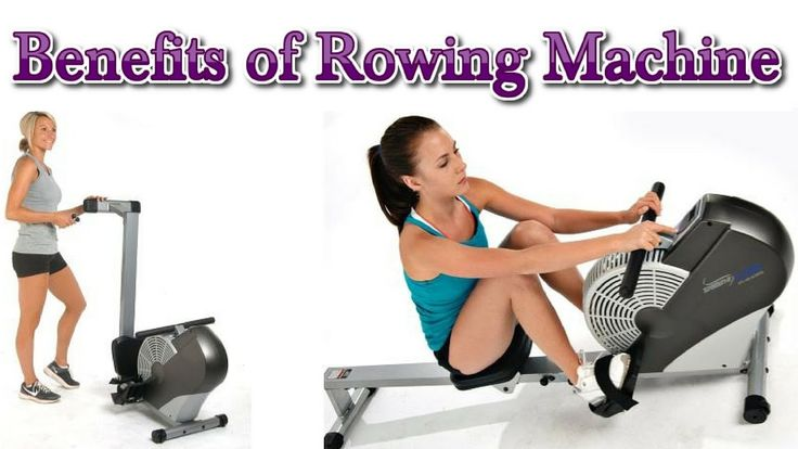 ▶Rowing Machine Benefits for Fitness