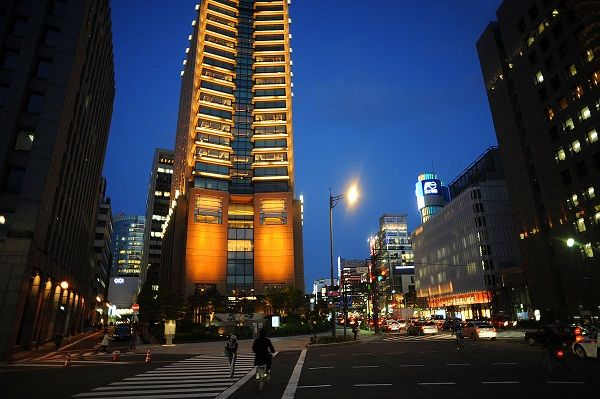 Complete List Names of Hotels in Tokyo Photo