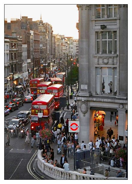 LONDON….. OXFORD STREET is one of London's m…