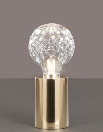 Lee Broom Crystal Bulb Table Lamp | Artilleriet | Inredning Göteborg