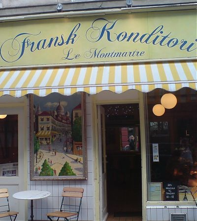 Nostalgic French pastry, Oehlenschlagersgade
