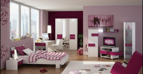 Teenage Girl Room Design Ideas