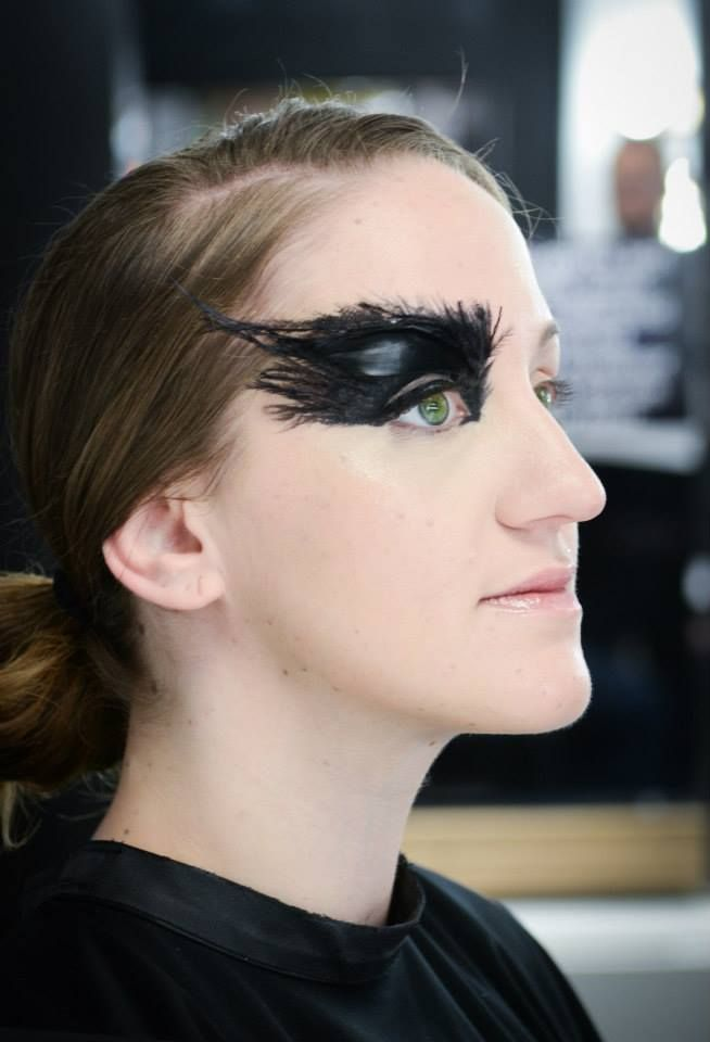18 best images about CMC Student Work on Pinterest | School makeup ...