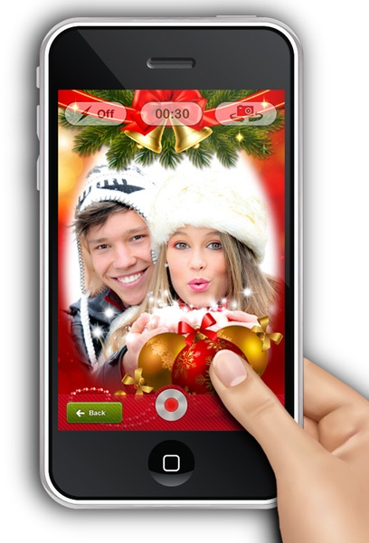 App For Christmas Cards