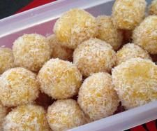 Recipe Apricot-Coconut Balls by Aimz20 - Recipe of category Desserts & sweets