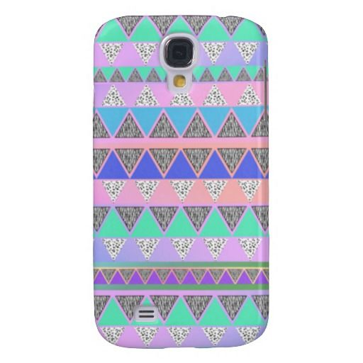 Tribal Print Samsung Galaxy S4 Case