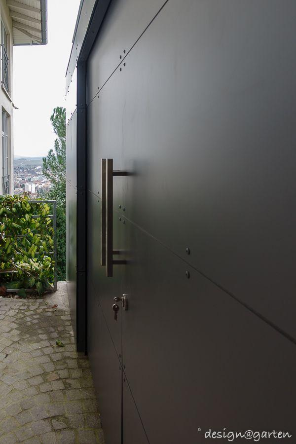 Design Gartenhaus Gart Unter Einem Carport Mit Stutze Im Gartenhaus In Bad Kreuznach Design Garten Design Gartenhaus Gartenhaus Haus