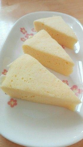覚書】糖質制限 おから蒸しパン(レンジ)