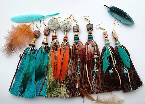 Kolekcia Indianske srdce