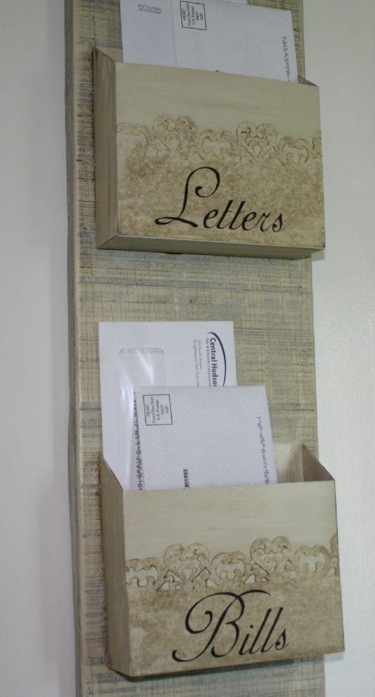Mail Organizer.