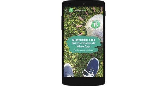 Octavo aniversario de Whatsapp. Estrena los estados