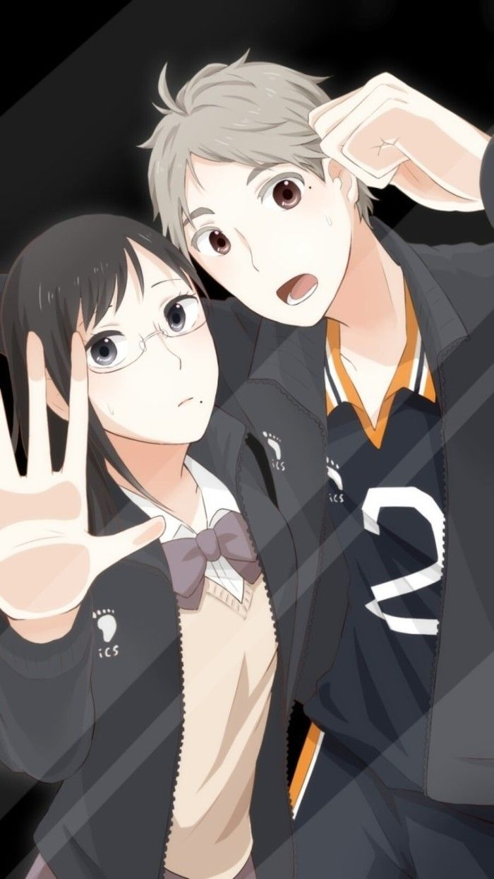 13 Best Images About Haikyuu Lock Screens On Pinterest