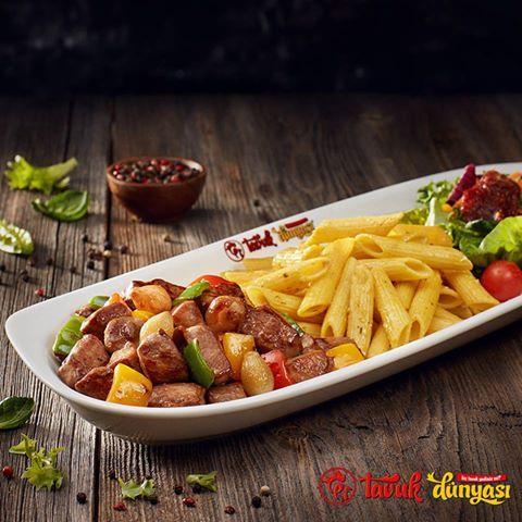 Şefimizin en akıl almaz lezzeti Şefin Tavası'nın iTQi Üstün Lezzet Ödülü sahibi olduğunu biliyor muydunuz? Eğer hala denemediyseniz Zafer Plaza Tavuk Dünyası restoranına bekleriz! #zaferplaza #zaferplazaavm #tavukdünyası