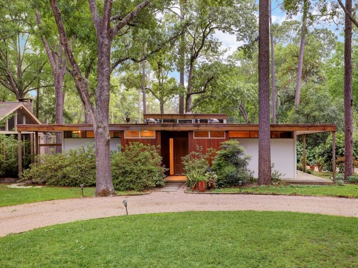 17 best images about architecture texas modern on for Mid century modern architects houston
