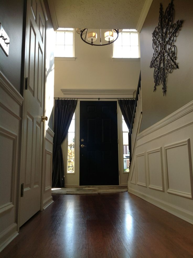 Tall Foyer Window Treatments : Best images about sidelights coverings on pinterest