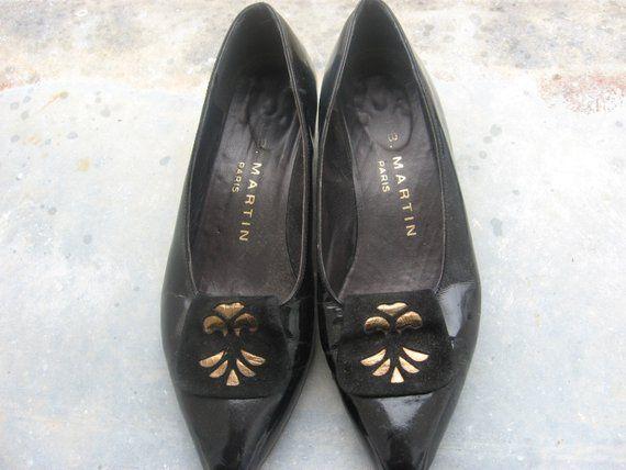 135941b0f91f9 French Designer Shoes from Paris, France. Vintage 1960s JB Martin ...