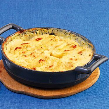 Gebackene Sahne-Kartoffeln Rezept | Küchengötter