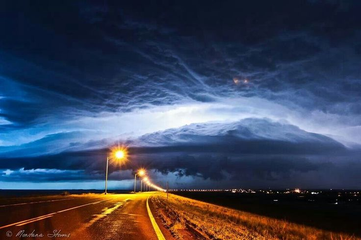 Jaw-dropping image of enormous 'supercell' cloud in Glasgow ...