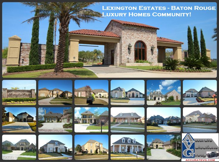 1000  images about lexington estates baton rouge la 70810