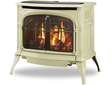 Vermont Castings 'Radiance' direct vent gas stove