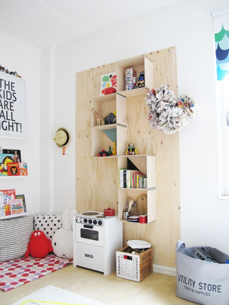 Beautiful kids room in Sweden. Room Tour- @minimockspetra — mini style