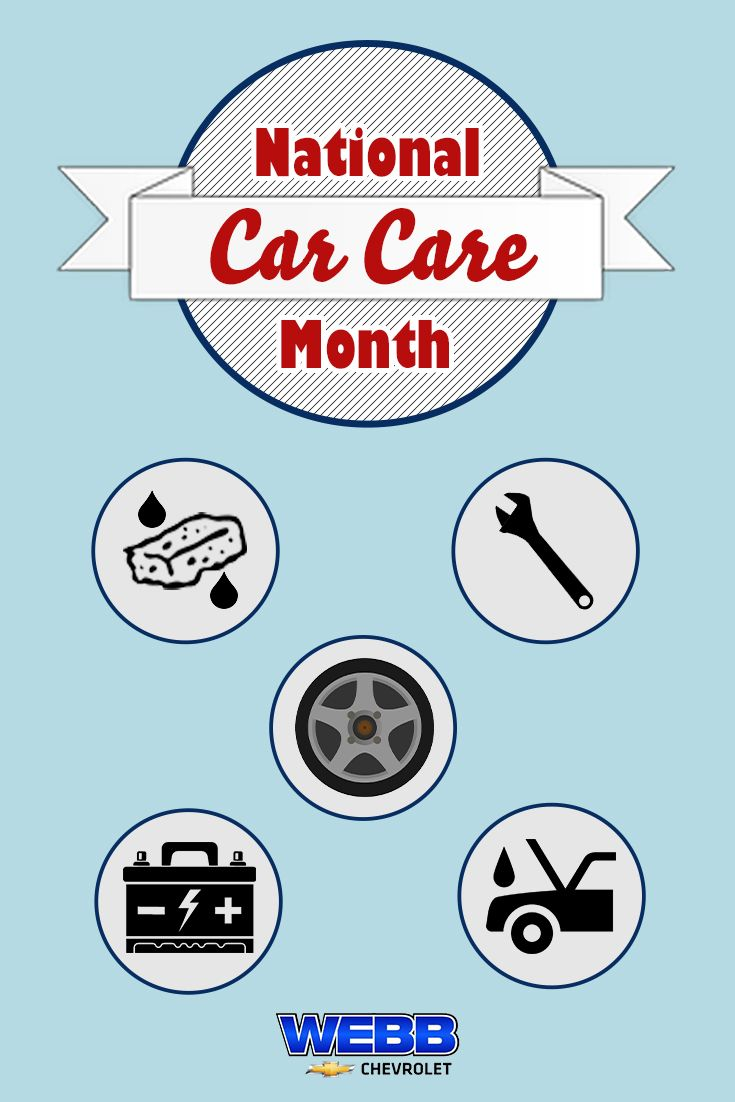 April Is National Car Care Month And Webb Hyundai Has Put Together