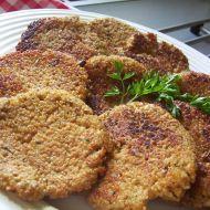 Fotografie receptu: Kuskusové placičky