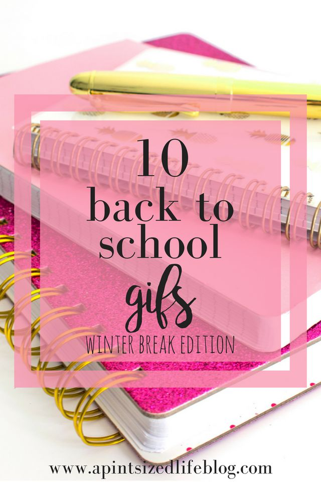 10 back to school reactions in GIFs (winter edition) - A Pint-Sized Life